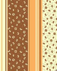 Fabric - (KORA), width of 220 cm, 100% cotton