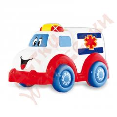 "Musical toy ""Ambulance"" of"
