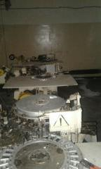 The Zavertochny automatic machine with reabrupt