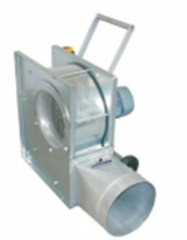 Fans radial for ventilation and cooling of AIR