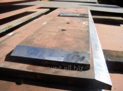 Wear-resistant steel