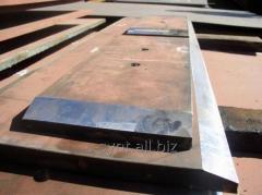 Износостойкая сталь RAEX 400,  500