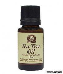 Tea Tree Oil ( масло чайного дерева )