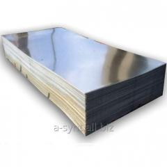 Steel, stainless, high-temperature, thick plate