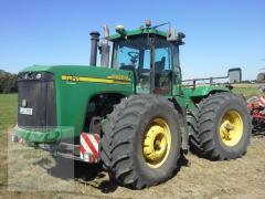 Гусеничный трактор CAT Challenger MT 865 C