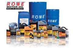 Engine oil Rowe for the mixed vehicle fleet of