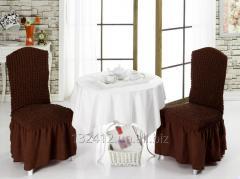 Съемные чехлы на стулья