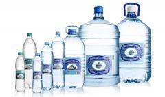 Самоклеющаяся этикетка на воду,соки,сиропы