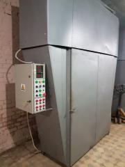 Drying IK low-temperature (infrared)