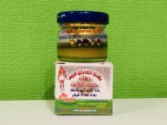 Cream Kapten Natural grass massage cream