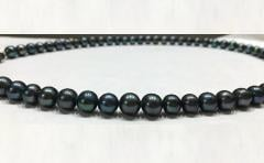 Pearls Black natural Tahiti