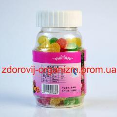 Витамины детские конфеты c цинком и кальцием в баночке