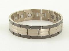 Магнитный титаново - турмалиновый браслет...