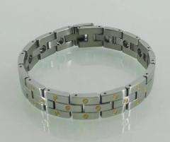 Турмалиновый магнитный браслет от давления...