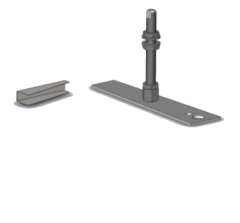 Fastening elements for Alf, the Beta, the