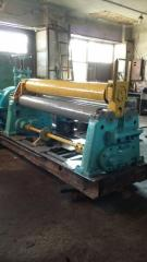 The machine is milling, I2220 rollers after repair