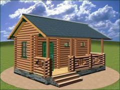 Строительство деревянных бань, Цены