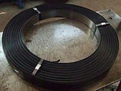 Precision alloys, components of thermal bimetal