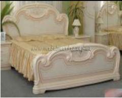 Кровать Мартина радина беж