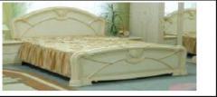 Кровать Примула беж