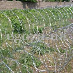 Fidget. Obstacles prickly and wire spiral ZKR-S