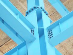 Estructuras metálicas no tipológicas