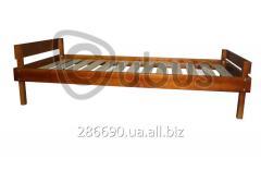 Single bed EKO 80/190 (chestnut)