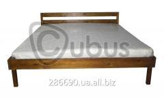 Double bed EKO luxury 120/190 (nut)