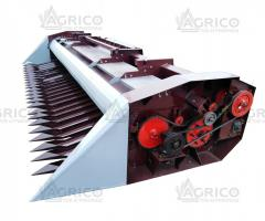Bezryadny harvester for a meter ZhNS-7,4 sunflower