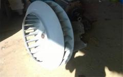 Рабочее колесо дымососа Д-10