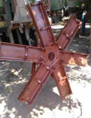 Рабочее колесо к вентилятору ВГ-70