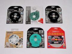 Алмазные круги(диски) по бетону, камню, граниту и