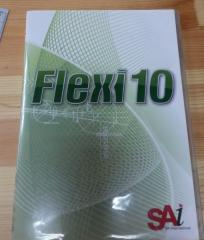 License software of Flexi 10