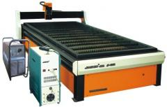 The machine for plasma cutting of MSP-1325 metal