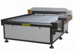 Широкоформатный лазер для раскроя MSL1625