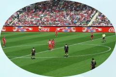 Светодиодный экран для стадионов