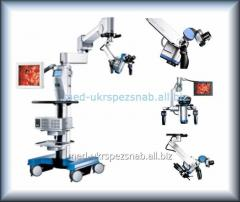 Microscope operational for the ENT SPECIALIST of