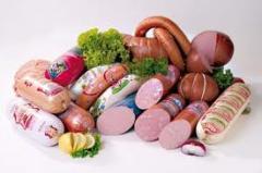 Изделия колбасные вареные