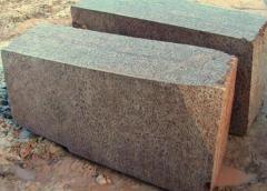 Блоки из природного камня