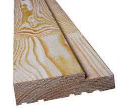 Коробки дверные из натурального дерева