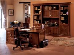 Изготовление мебели для домашнего кабинета Киев