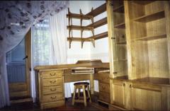 Стенки мебельные по индивидуальным заказам