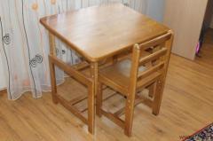Tables nurseries adjustable to order Kiev