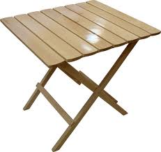 Tables wooden folding to order
