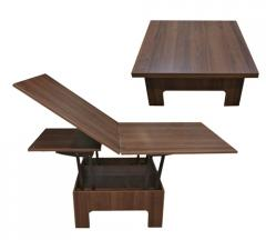 Transforming tables wooden
