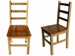 Деревянные стулья для кухни на заказ