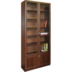 Bookcase from a natural tree to order