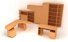 Furniture for office by individual orders