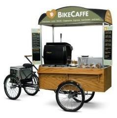 Mobile coffee house to order Kiev