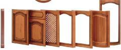 Мебельные фасады: МДФ, ДСП, натуральное дерево